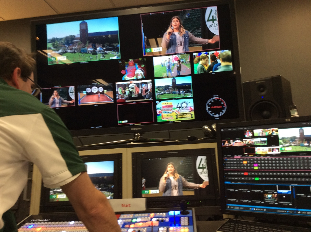 UNC Charlotte Broadcast Communications